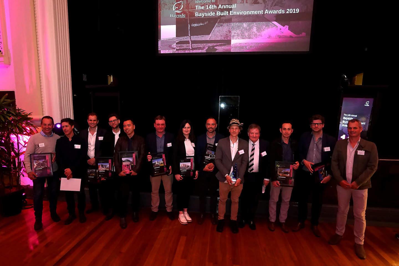 Built Environment Award WInners